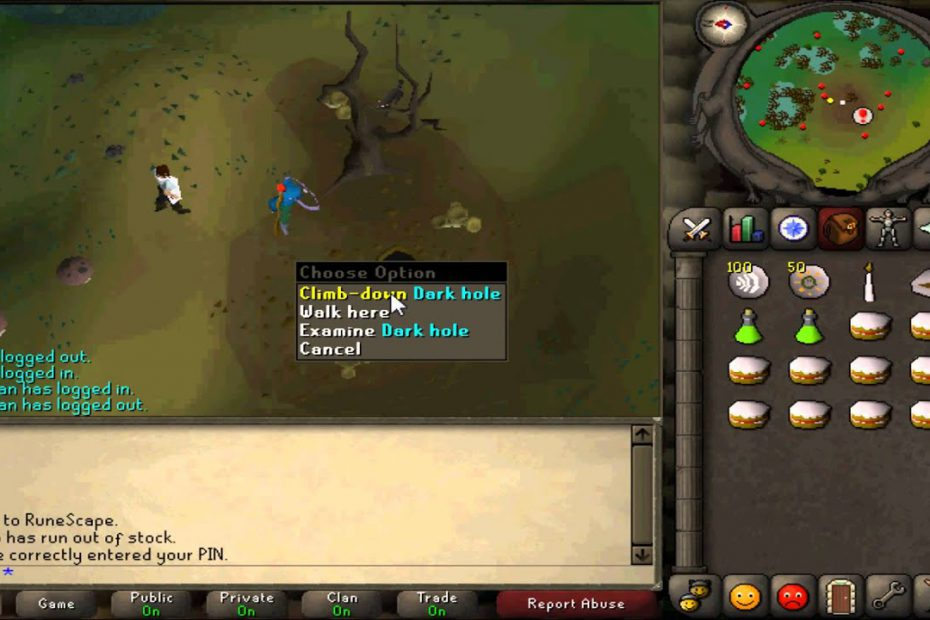cave crawler osrs guide